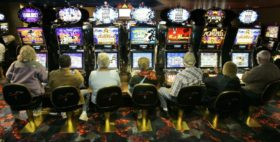 The history of the emergence of slot machines